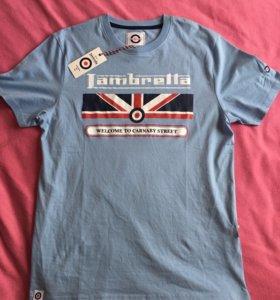 Футболка Lambretta XL