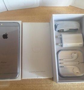 Новый iPhone 6 без TouchID