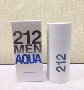 Парфюм 212 men Aqua