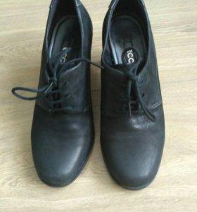 Ботинки женские Эcco