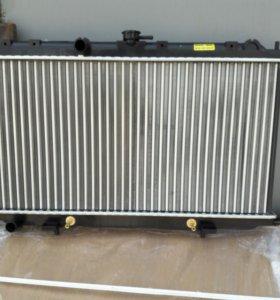 Нисан альмера н16 радиатор охлаждения