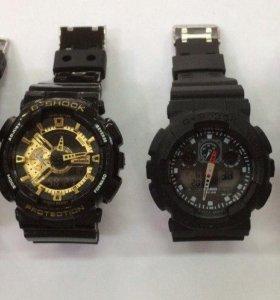 Часы наручные Casio G-Shock (в ассортименте)