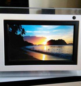 Цифровая фото видео, аудио рамка