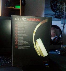 Беспроводные блютус наушники beatssstudio wireiess