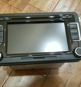 Новая Магнитола Vw RCD 510
