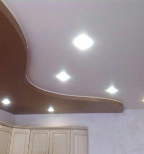 Идеальный потолок-Натяжной потолок!!!