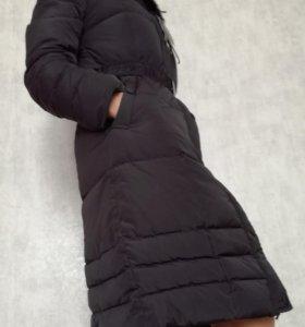 Пальто зимние женское, с н.мехом