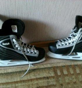 Коньки хоккейные мужские