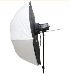 Студийный зонт-софтбокс Phottix