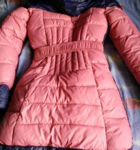 Пальто  р 134