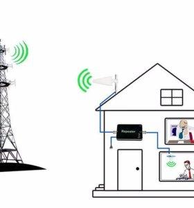 Усилитель сотовой связи 2G/3G (900/2100) Lintratek