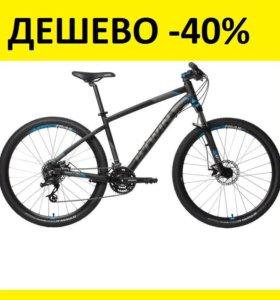 Новый велосипед B-TWIN 520