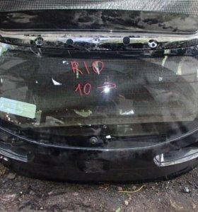 Дверь багажника со стеклом для Kia RIO 3