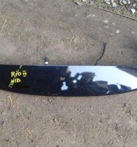 Спойлер для Kia RIO 3