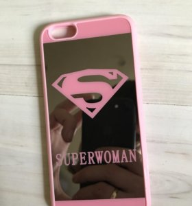 "Чехол ""SUPERWOMAN"" для IPhone 6/6s"