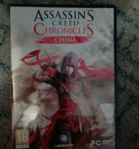 Assassin Creed Chronicles China игра для PC