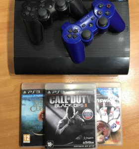 Soni PlayStation 3 500gb