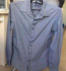 Мужская рубашка Oodji