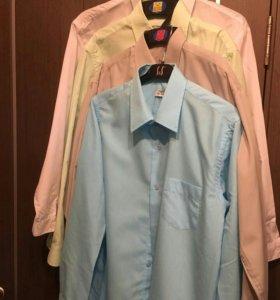Рубашки на 13-14 лет