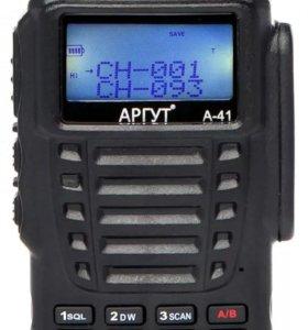 Радиостанция портативная Аргут A-41