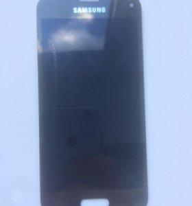 Модуль на Samsung galaxy s5mini (серый)