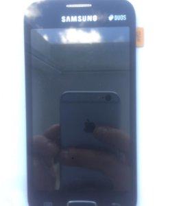 Модуль на Samsung G-7262 duos (чёрный)
