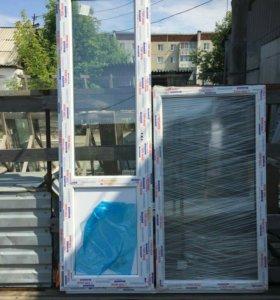 Балконный блок Декенинк