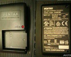 Зарядное устройство Pentax D-BC88