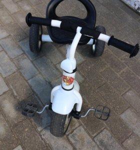 Велосипед 3х колесный мульти пульти