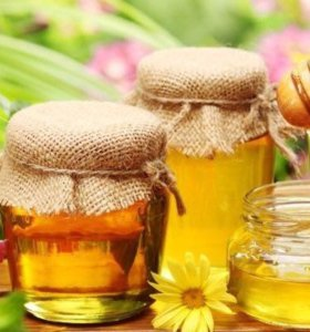 Мёд Горного Алтая