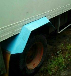 Крылья задние на любой грузовик