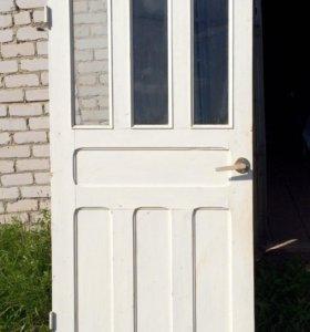 Двери филёнчатые