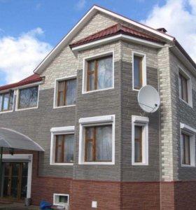 Панели фасадные
