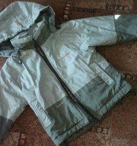 Куртка Деми р.122