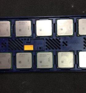Процессоры AMD