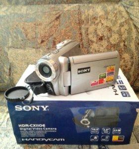 Видеокамера Sony HDR-110E