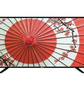 Телевизор Akai LEA50V35M новый