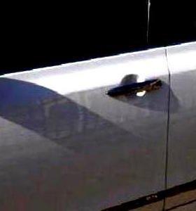 Шторки для передних дверей автомобиля