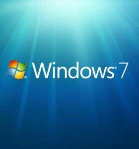 Windows xp, Windows 7 x86/x64