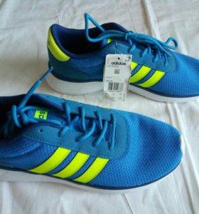 Новый кроссовки Adidas neo, 42.5