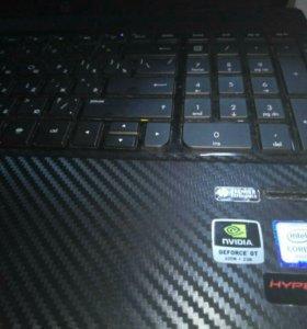 Ноутбук на i7