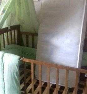 Дет .кровать