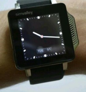 Часы- телефон Simvalley PW-315. touch