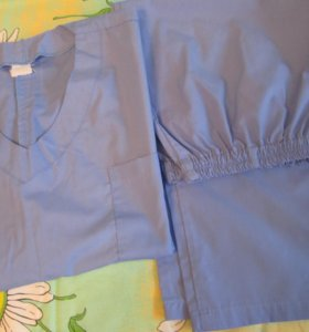 Костюм женский, размер 52-54, спец. одежда