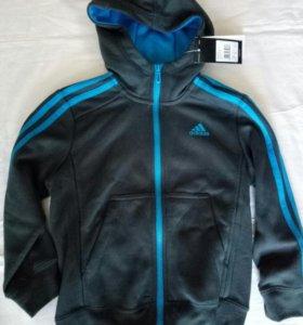 Новая кофта Adidas, 116