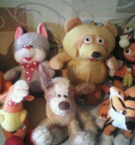 Отличные игрушки!