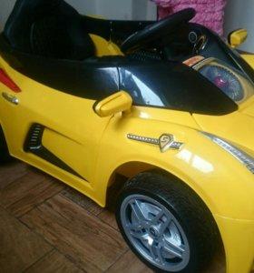 Электромобиль Ferrari Spider