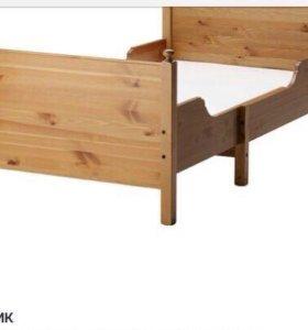 Кровать детская-вырастайка