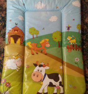 коврик для пеленания
