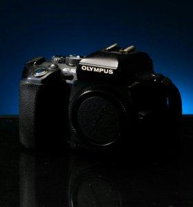 Olympus E-500 (double kit)